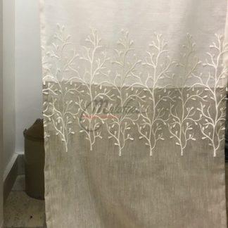 Tessuto tenda STL662 di Affreschi Tessili