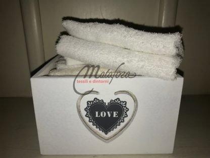 Set lavette One Love di Maè by Via roma 60